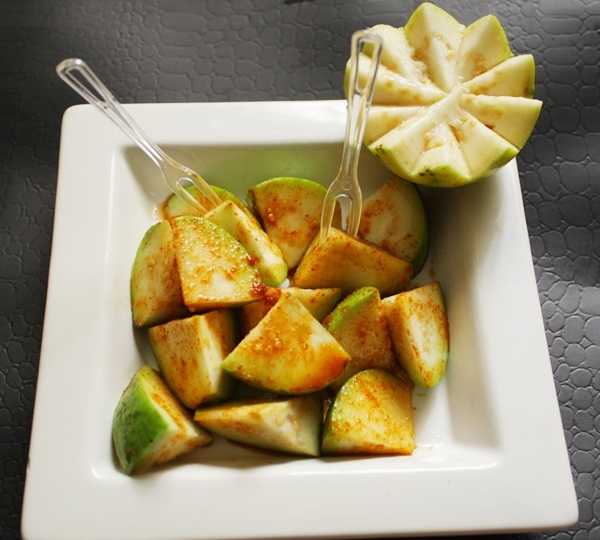 Spiced Guava