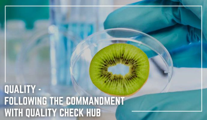 Quality - Following the commandment with Quality Check Hub