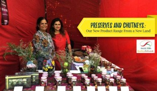 Preserves and Chutneys
