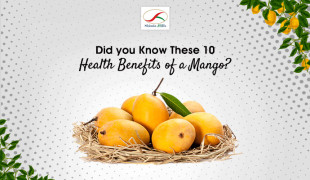 Health Benefits of a Mango