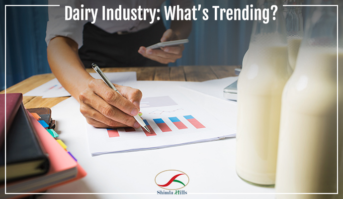 Dairy Industry: What's Trending?